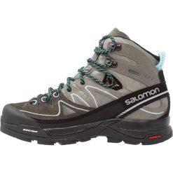Buty trekkingowe damskie: Salomon X ALP GTX Buty trekkingowe shadow/castor gray/aruba blue