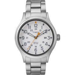 Timex - Zegarek TW2R46700. Czarne zegarki męskie marki Fossil, szklane. Za 399,90 zł.