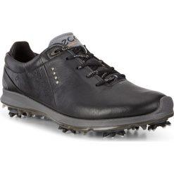 Golfy męskie: ECCO Men's Golf Biom G 2 – Czarny – 39