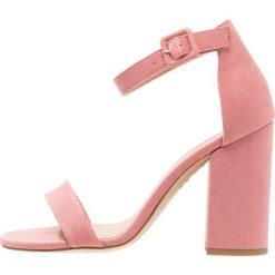 Sandały damskie: New Look RICHES Sandały na obcasie light pink