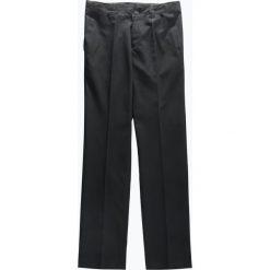 New G.O.L. - Chłopięce spodnie od garnituru modułowego – slim fit, czarny. Czarne chinosy chłopięce New G.O.L. Za 179,95 zł.