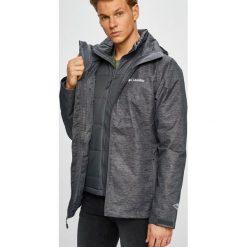 Columbia - Kurtka Aravis Explorer Interchange. Czarne kurtki męskie Columbia, l, z materiału, z kapturem. Za 899,90 zł.