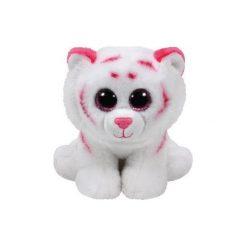 Maskotka TY INC Beanie Babies (42186) Tabor - Różowo-biały tygrys 15cm. Szare przytulanki i maskotki marki Szumisie. Za 19,99 zł.