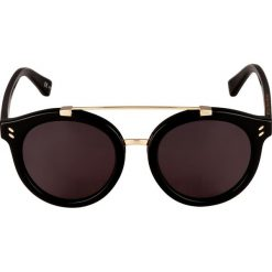 Okulary przeciwsłoneczne damskie aviatory: Stella McCartney Okulary przeciwsłoneczne black/black/grey