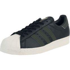 Buty sportowe damskie: Adidas Superstar 80s Buty sportowe czarny/oliwkowy