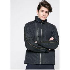 Bench - Kurtka. Czarne kurtki męskie przejściowe marki Engine, xxl, z aplikacjami, z bawełny, klasyczne. W wyprzedaży za 239,90 zł.