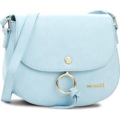 Torebka MONNARI - BAG1800-012 Blue. Niebieskie listonoszki damskie Monnari, ze skóry ekologicznej. W wyprzedaży za 129,00 zł.