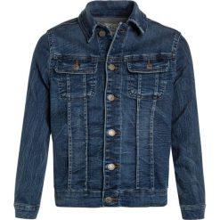 Kurtki chłopięce przeciwdeszczowe: Polo Ralph Lauren OUTERWEAR Kurtka jeansowa indigo blu