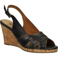 SANDAŁY CAPRICE 9-28307-34. Brązowe sandały damskie Caprice. Za 179,99 zł.