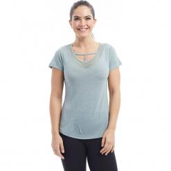 """Koszulka """"Abby"""" w kolorze miętowym. Niebieskie t-shirty damskie BALANCE COLLECTION, xs. W wyprzedaży za 65,95 zł."""