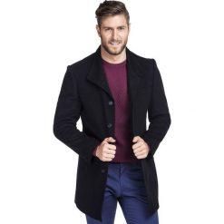 Płaszcz ABERCIO PSGS000028. Brązowe płaszcze na zamek męskie marki Cropp, na zimę, l, sportowe. Za 999,00 zł.