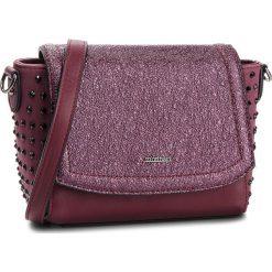 Torebka MONNARI - BAG7990-005 Burgundy. Czerwone torebki klasyczne damskie Monnari, ze skóry ekologicznej. W wyprzedaży za 139,00 zł.