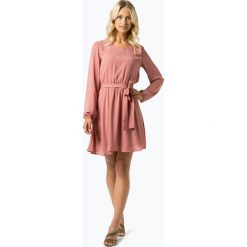 Vila - Sukienka damska – Lucy, różowy. Czerwone sukienki marki Vila. Za 219,95 zł.