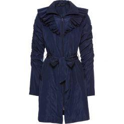 Płaszcze damskie: Płaszcz bonprix granatowy