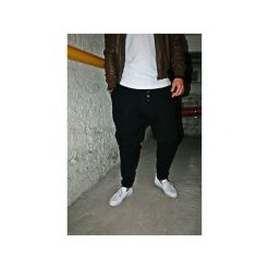 LONG PANTS 5 BUTTONS UNISEX dresowe kolory. Szare spodnie dresowe damskie N/A, s, z dresówki. Za 329,00 zł.