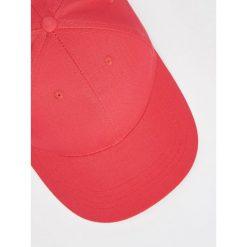 Czapki z daszkiem damskie: Czapka z daszkiem - Czerwony