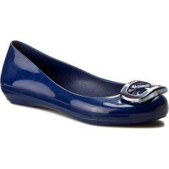 Baleriny ZAXY - Pop Charm Fem 81999 Navy 90109 W285015. Niebieskie baleriny damskie Zaxy, z tworzywa sztucznego. W wyprzedaży za 119,00 zł.