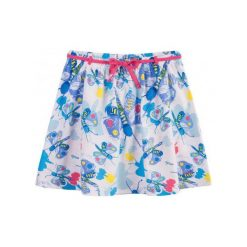 Spódniczki dziewczęce z falbankami: Spódniczka marszczona w talii dla dziewczynki 9-13 lat