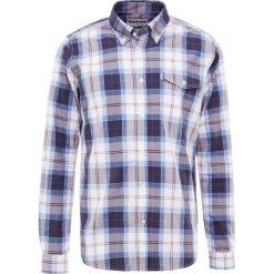 Barbour CABIN Koszula mid blue. Niebieskie koszule męskie Barbour, m, z bawełny. Za 379,00 zł.