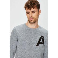 Premium by Jack&Jones - Bluza. Szare bluzy męskie rozpinane marki MEDICINE, l, z bawełny, bez kaptura. Za 169,90 zł.