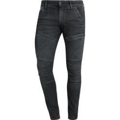 GStar RACKAM SKINNY COJ Jeans Skinny Fit khaki. Szare rurki męskie G-Star, z bawełny. Za 739,00 zł.