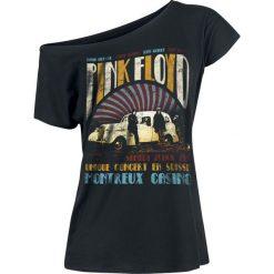 Pink Floyd Montreux Casino Koszulka damska czarny. Czarne bralety marki Pink Floyd, m. Za 99,90 zł.