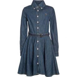 Odzież dziecięca: Polo Ralph Lauren DRESSES Sukienka jeansowa indigo