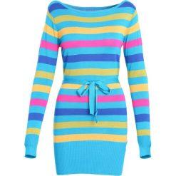Sukienki: Niebieska Sukienka Never See