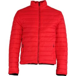 Czerwona Kurtka Brave Spirit. Czerwone kurtki męskie pikowane marki Born2be, m, z dresówki. Za 169,99 zł.