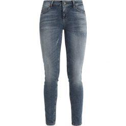 Liu Jo Jeans UP DIVINE Jeans Skinny Fit denim blue. Niebieskie boyfriendy damskie Liu Jo Jeans, z bawełny. Za 899,00 zł.