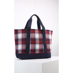 GAP Torba na zakupy red plaid. Czerwone shopper bag damskie GAP. W wyprzedaży za 134,50 zł.