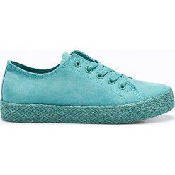 Answear - Buty Kylie Crazy. Niebieskie buty sportowe damskie marki ANSWEAR, z gumy. W wyprzedaży za 69,90 zł.
