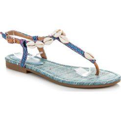 Rzymianki damskie: Sandałki w etnicznym stylu DAMIANA