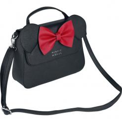 Myszka Miki i Minnie Loungefly - Ears And Bow Torebka - Handbag czerwony/czarmy. Czerwone torebki klasyczne damskie Myszka Miki i Minnie, z motywem z bajki, z kokardką. Za 284,90 zł.