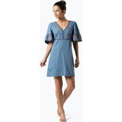 Sukienki: Pepe Jeans – Sukienka damska, niebieski