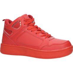 Czerwone buty sportowe sznurowane Casu B5396. Czarne buty sportowe damskie marki Casu. Za 49,99 zł.