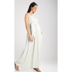 Długie sukienki: bellybutton Długa sukienka light green/offwhite