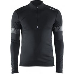 Bluzy męskie: Craft Bluza Męska Brilliant 2.0 Black  M