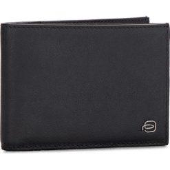 Duży Portfel Męski PIQUADRO - PU1241B3R Blu. Niebieskie portfele męskie marki Piquadro, ze skóry. Za 469,00 zł.