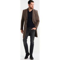 Swetry klasyczne męskie: Sisley Sweter dark blue