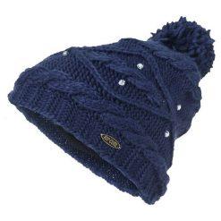 Rip Curl Czapka Damska Knit Pow, Ciemnoniebieska. Niebieskie czapki zimowe damskie Rip Curl. Za 117,00 zł.