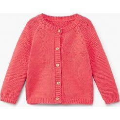 Swetry rozpinane damskie: Mango Kids – Sweter dziecięcy Ines 80-104 cm