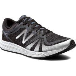 Buty NEW BALANCE - WX822BS2 Czarny. Czerwone buty do fitnessu damskie marki New Balance, z gumy. W wyprzedaży za 289,00 zł.
