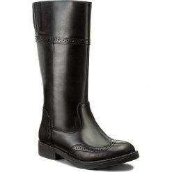 Buty dziecięce: Kozaki GEOX – J Sofia G J74D3G 00043 C9999 Black