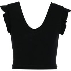 Free People JESSE  Tshirt basic black. Czarne t-shirty damskie Free People, xs, z bawełny. Za 269,00 zł.