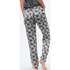Etam - Spodnie piżamowe Cocoa. Niebieskie piżamy damskie marki Etam, l, z bawełny. W wyprzedaży za 59,90 zł.