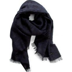 Szaliki damskie: Szal CALVIN KLEIN BLACK LABEL - All Over Logo Jacqua K50K502507 422