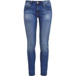 Mavi ADRIANA Jeans Skinny Fit deep shadded. Niebieskie rurki damskie Mavi. Za 269,00 zł.