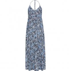 Długa sukienka w kwiaty bonprix jasnoniebieski w kwiaty. Niebieskie długie sukienki bonprix, w kwiaty, z długim rękawem. Za 99,99 zł.