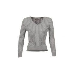 Swetry Casual Attitude  EBILI. Szare swetry klasyczne damskie Casual Attitude, l. Za 119,20 zł.